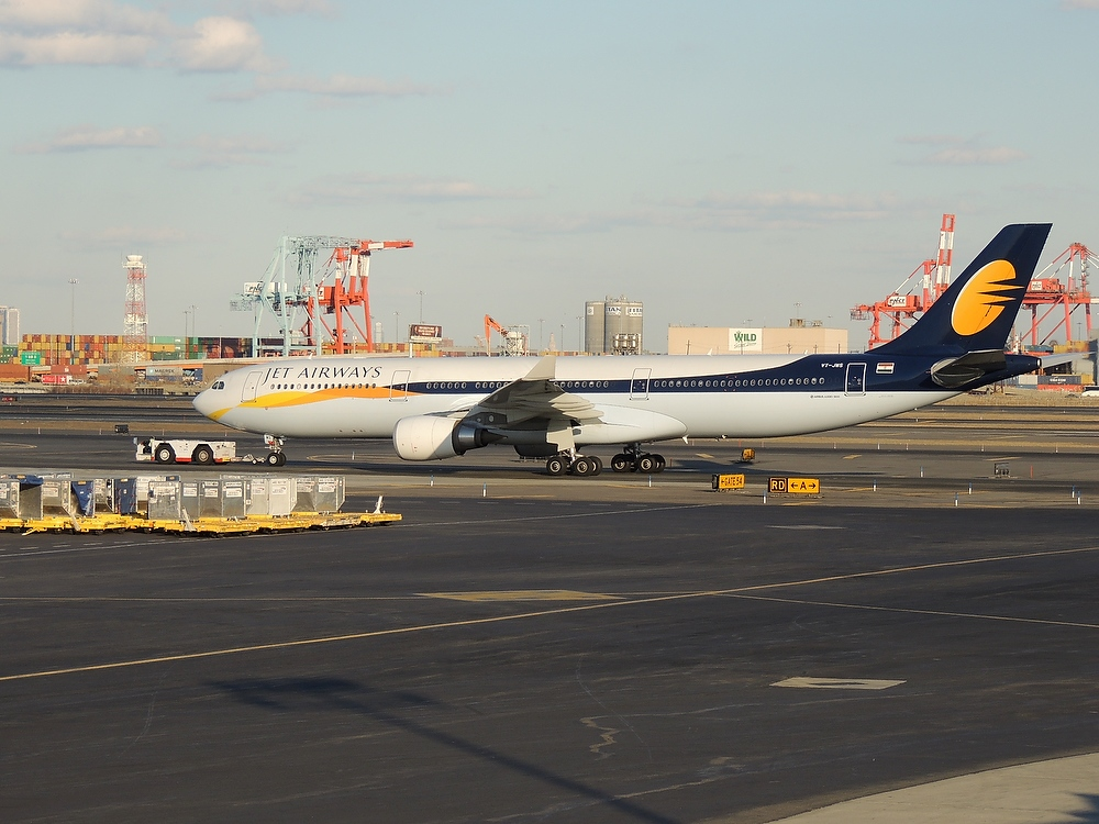 Jet Airways A330 1000px