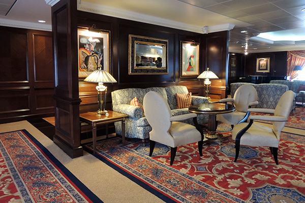 Oceania Cruises completes $50 million fleet upgrade
