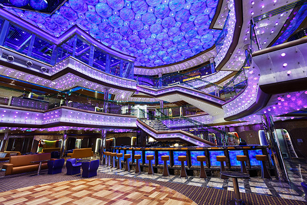 "Interior design of new Costa Diadema represents ""sophisticated, contemporary approach"""