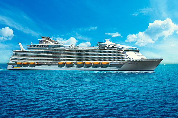 Royal Caribbean reveals new thrills and adventures on Harmony of the Seas