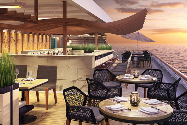 Azamara announces major upgrades for its two ships